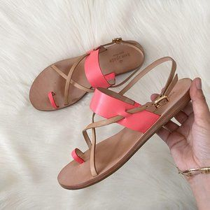 kate spade Strappy sandals Size 8M